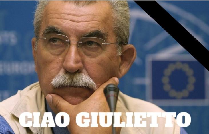E' MORTO GIULIETTO CHIESA : Un giornalista controcorrente